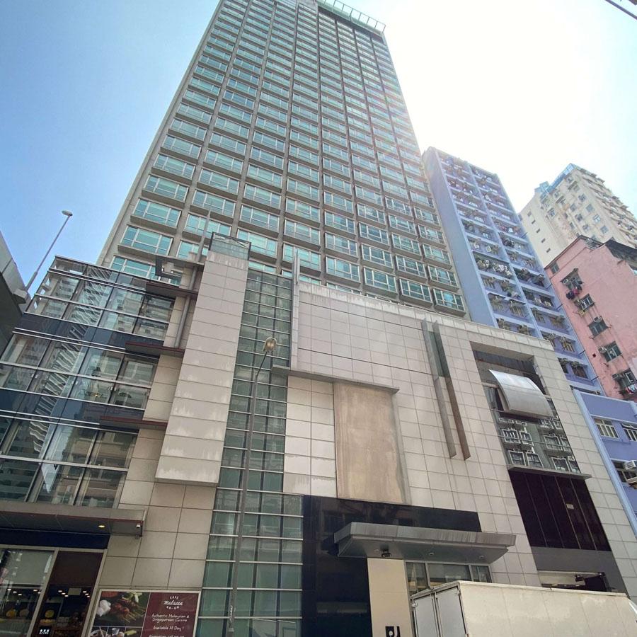 Jen  Hotel Hong Kong