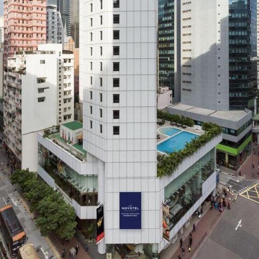 Novotel Century  Hotel Hong Kong