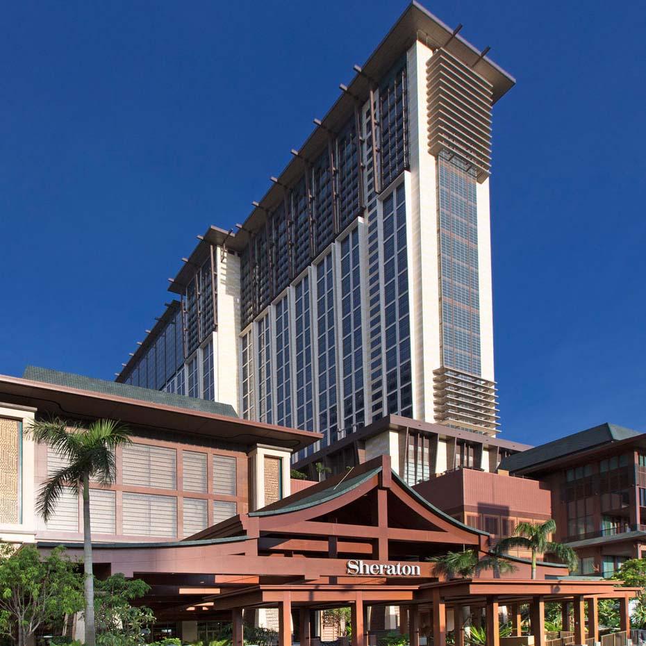 Sheraton Macao Hotel, Cotai Central Macau
