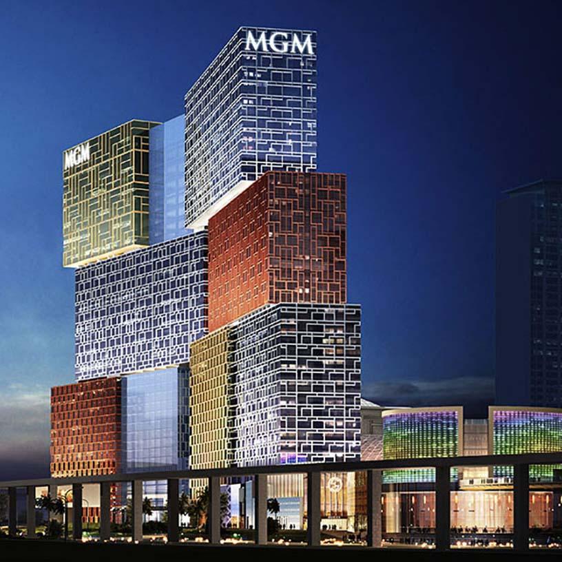 MGM COTAI Macau