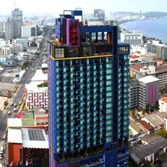 芭堤雅  暹羅 設計 酒店